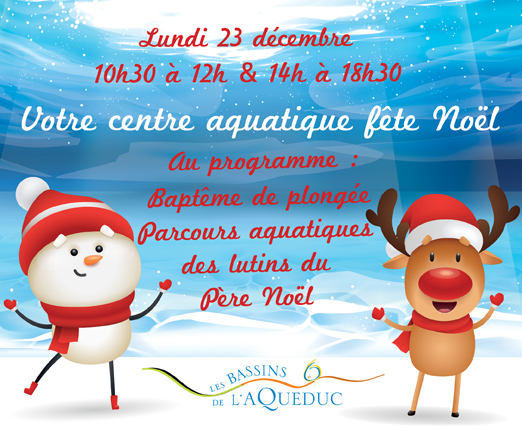 Animation noel agendaweb