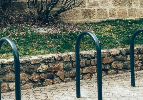 Mobilité : Avec le printemps, les arceaux à vélos fleurissent en Pays Mornantais