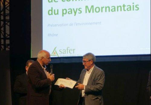 La Copamo lauréate du Trophée de l'audace foncière de la SAFER